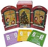 Sonnentor Tee-Adventkalender Edition 2015-2017 bio, Aufgussbeutel 24 Stck, 1er Pack (1 x 38 g)