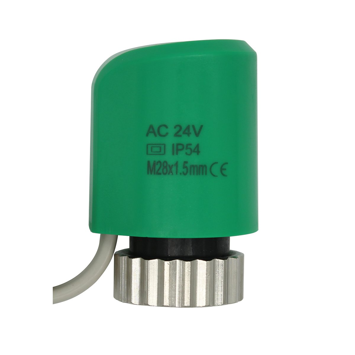 servomoteur thermique M28 x 1.5mm - AC 220V AC/DC 24V NO NC 220V normalement ouvert fermé (24V normalement ouvert) Yisheng