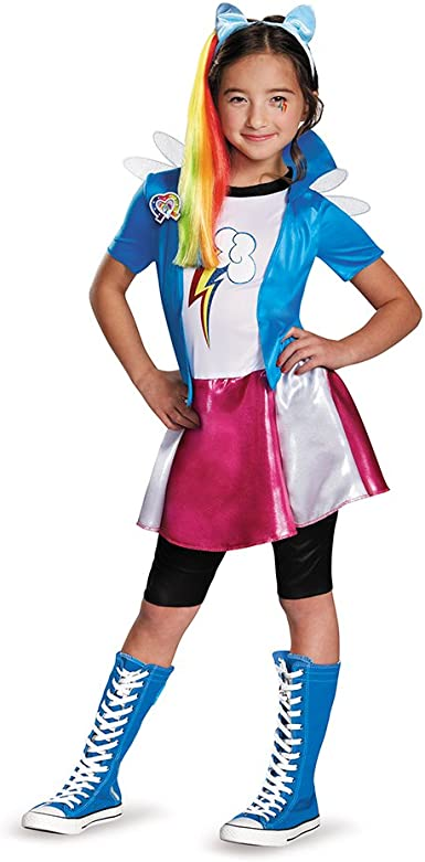 Girls Equestrian Costume For Kids
