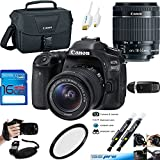 Canon EOS 80D DSLR Camera + EF-S 18-55mm f/3.5-5.6 IS STM Lens - Deal-Expo Bundle