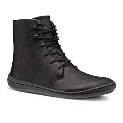 vivobarefoot Gobi Hi Iii, Womens Leather Lace Up Winter Boot with Barefoot Sole & Warm Lining | Boots