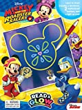 Disney Mickey and the Roadster Racers Read & Glow