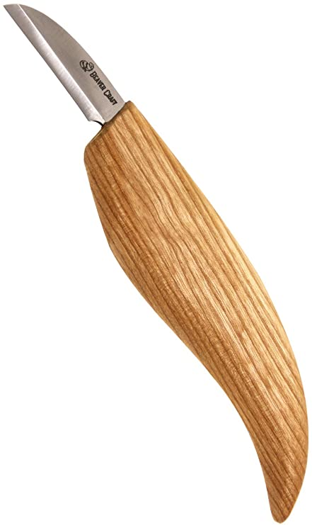 Amazon cutting knife for fine chip carving wood and general