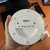 Eve Flare - Lámpara LED portátil Inteligente, Bluetooth Low Energy ...