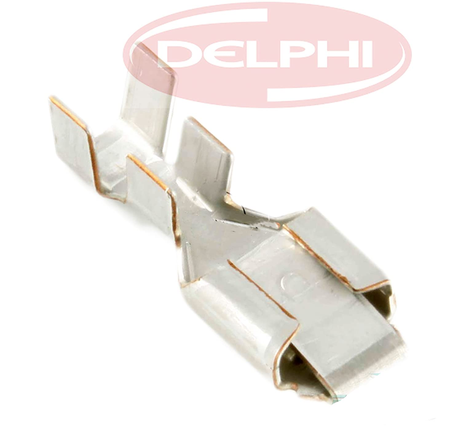 Delphi GM Metri-Pack 56 Series, Female Terminal 14 16 GA (Pack of 12) Delphi Connection Systems