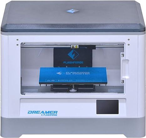 Impressora 3d Flashforge Dreamer 28869 Fdm Colorida Wi-fi Bivolt