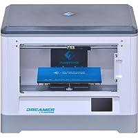 Impressora 3D Dreamer, Flashforge 28869, Cinza, Flashforge, IMPRESSORA 3D DREAMER FLASHFORGE 28869, Cinza