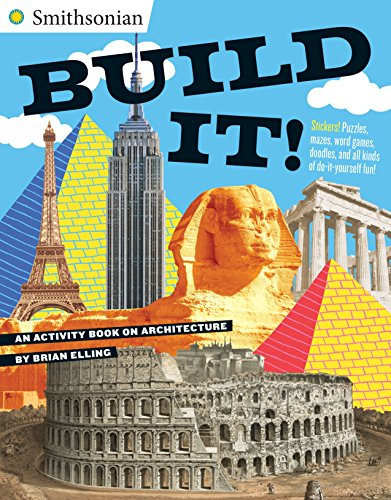 Build It!: An Activity Book on Architecture (Smithsonian) -