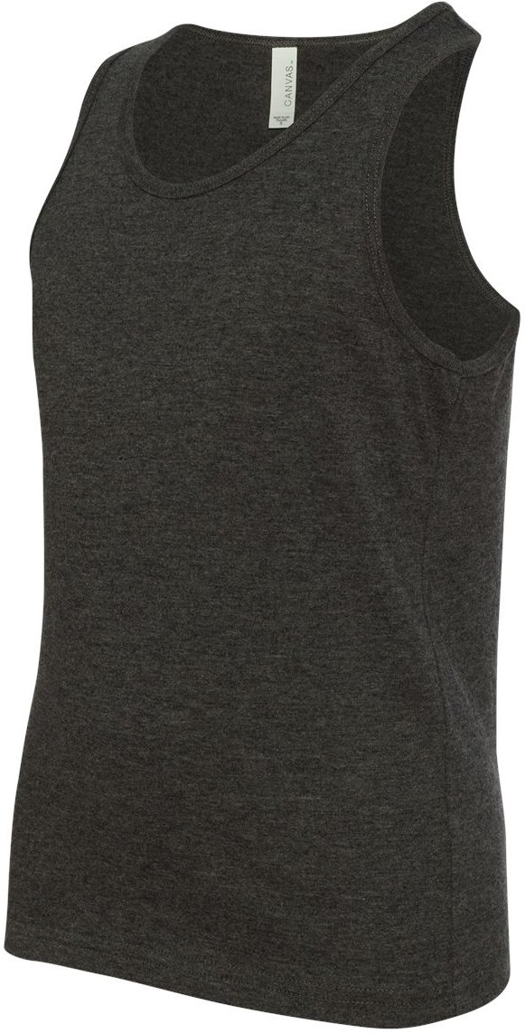 Canvas Youth Jersey Tank Top. 3480Y