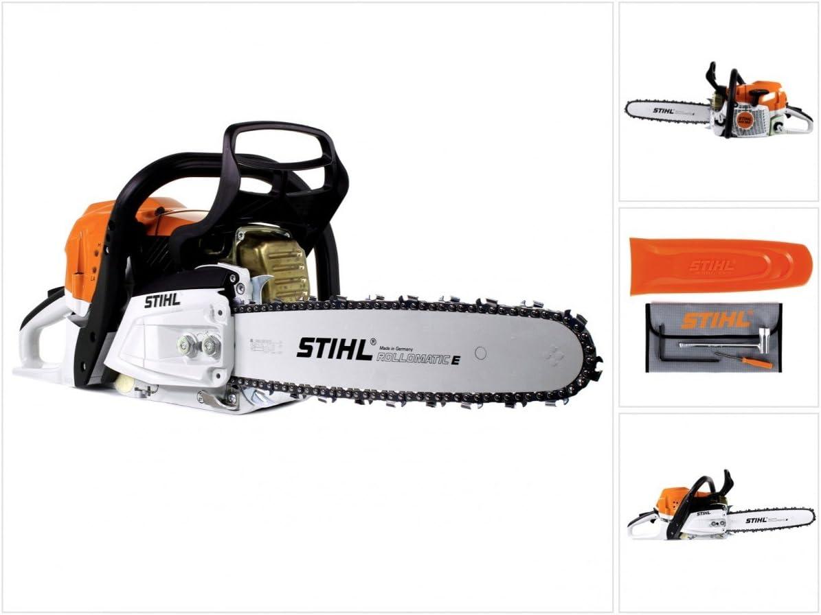 STIHL MS 362 C 11400113075 Motosierra con 37cm de longitud de corte más 1,6mm de cadena