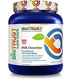 BioTrust Low Carb Grass-Fed Protein Powder - Milk Chocolate