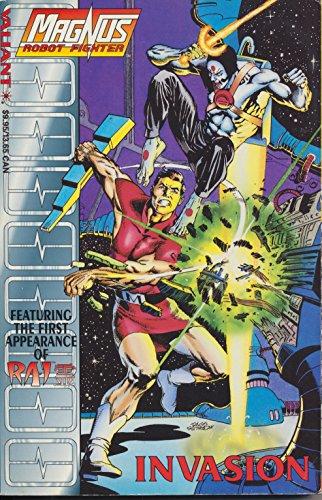 MAGNUS ROBOT FIGHTER: INVASION #2 TPB (October 1994)