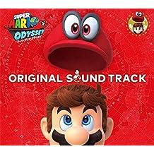 Super Mario Odyssey: Original Game Music /