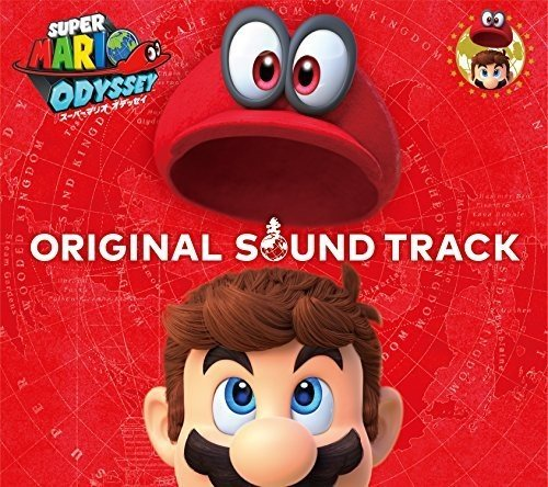 Price comparison product image Super Mario Odyssey: Original Game Music /