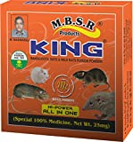 MBSR Products King Bandicoots Rat Poison Powder