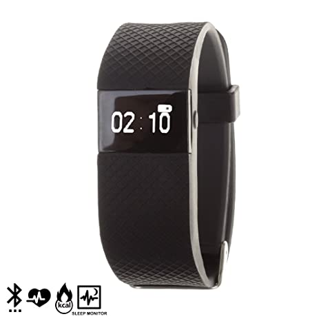 DAM Smart Bracelet Tw64S Black