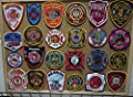 Kentucky Fire/rescue Department Patches! Set One! Lot Of 24!