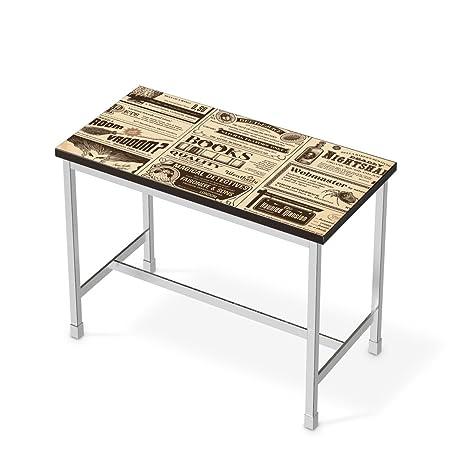 Los muebles-lámina IKEA Utby 120 x 60 cm/mesa alta de diseño ...
