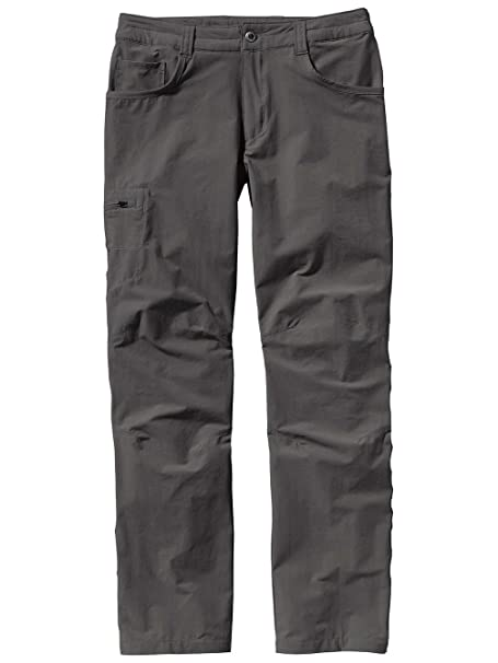 Men S Quandary Pants Long Fge Forge Grey 38 Amazon Ca