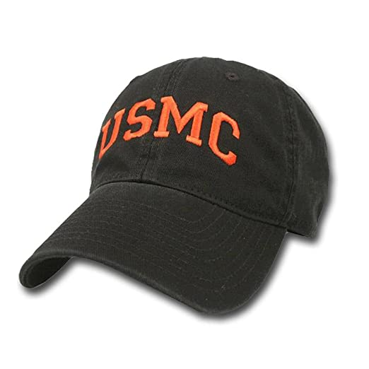 Armed Forces Gear Men's USMC Arch Hat