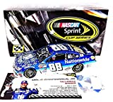 AUTOGRAPHED 2015 Dale Earnhardt Jr. #88 Nationwide Racing TALLADEGA WIN (Raced Version Car with Victory Lane Confetti) Signed Lionel 1/24 NASCAR Diecast Car with COA (#2659 of only 3,613 produced!)