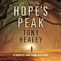 Hope's Peak Hörbuch von Tony Healey Gesprochen von: Shannon McManus