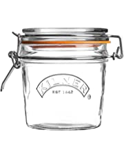 Kilner Clip Top Round Storage Jar