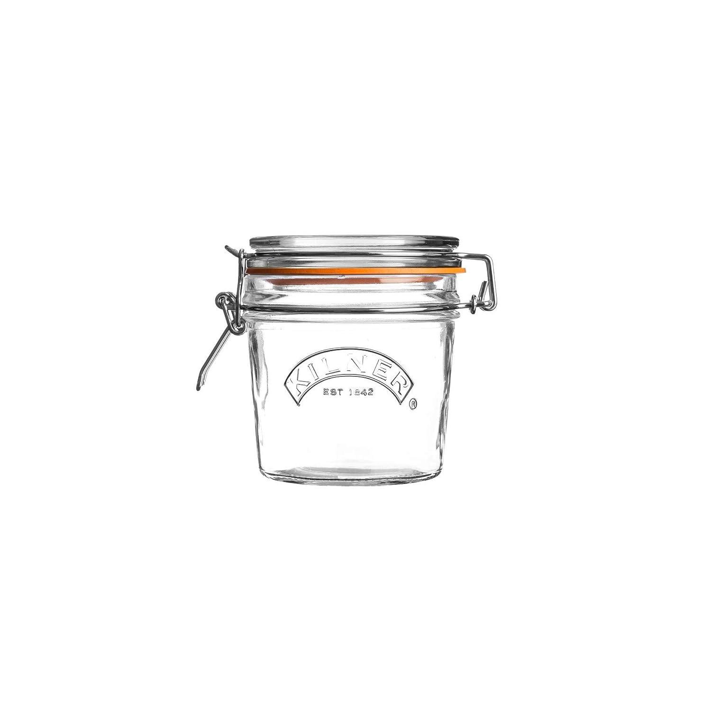 Kilner Round Clip Top Jar, 12-Fl Oz
