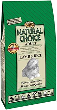 NUTRO - Pienso para Perros medianos Natural Choice Cordero y arroz 12 + 3 kg: Amazon.es: Productos para mascotas