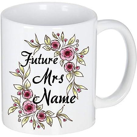 Nomi Anniversari Di Matrimonio.Tazze Da Matrimonio Personalizzate Regalo Di Fidanzamento Sposa