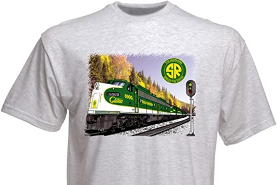 10100 Southern Railway Crescent Limited Authentic Railroad Sweatshirt