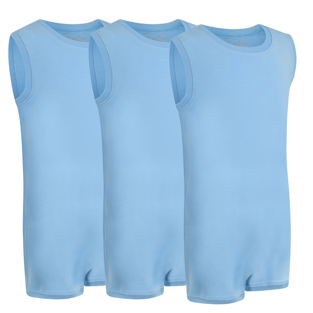 Special Needs Clothing for Older Children (3-14 yrs old) - SLEEVELESS SpecialKids.Company