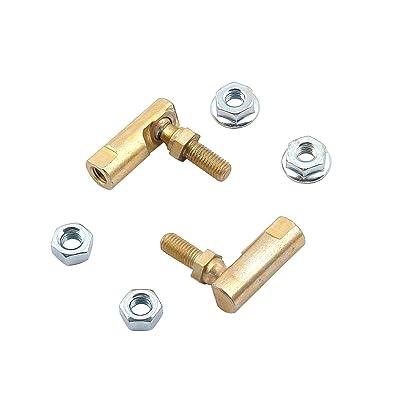 Mr. Gasket 3810G Carburetor Linkage Standard Ball Joint: Automotive