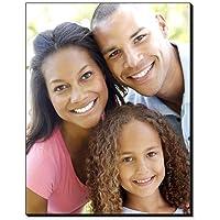 WiHoo Personalizzata Foto/a Stampa su Tela Wall Art - Custom Your Photo/Foto su Tela Stampa Digitale