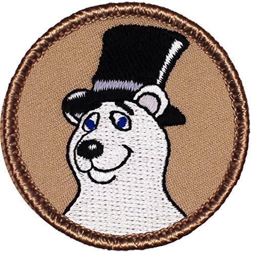 polar bear patch - 5