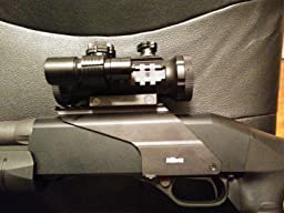 Amazon.com: Millett Aluminum Shotgun Saddle Mount for ...