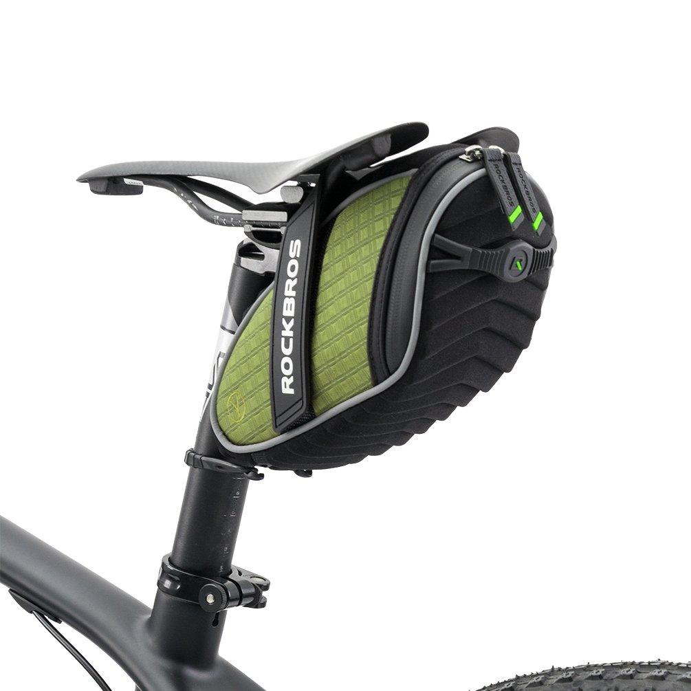 ROCKBROS Sillines De Bicicleta Alforjas Bolsos De Asiento Impermeable en lluvia ligera product image