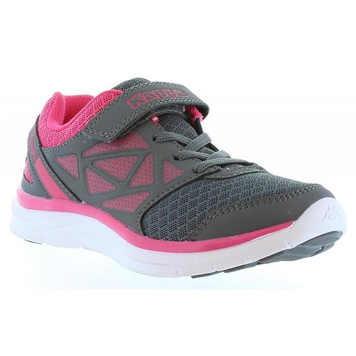 Chaussures de sport pour Garçon et Fille KAPPA 303N330 FANGER 950 DK GREY- PINK Taille 33: Amazon.fr: Chaussures et Sacs