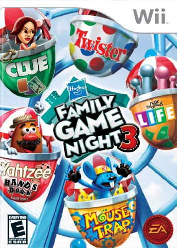 Hasbro Family Game Night 3 - Nintendo Wii by Electronic Arts