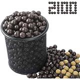 Slingshot Ammo Ball 2100PCS Natural Clay Slingshot Ammo 3/8 inch Biodegradable Clay Ball 9mm-10mm