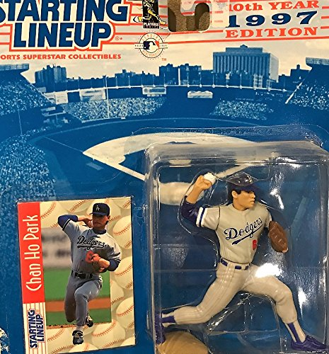 Starting Lineup 1997 Chan Ho Park Sports Superstar Collectibles
