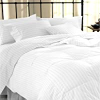 Linenwalas 5 Star Hotel Microfiber Duvet with 800 TC Duvet Cover