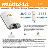 Mimosa A5C MU-MIMO 4x4:4ac Access Point 5Ghz Fiber Speeds 802.11ac 30dBi