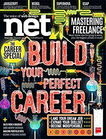 net magazine: the voice of web design