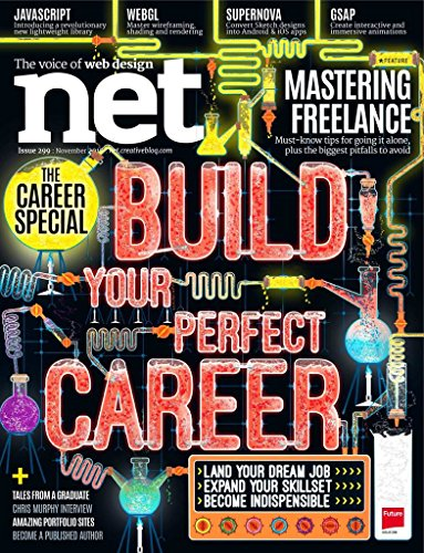 net magazine: the voice of web design