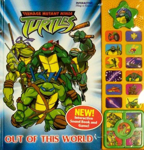 ninja turtle sound book - 6