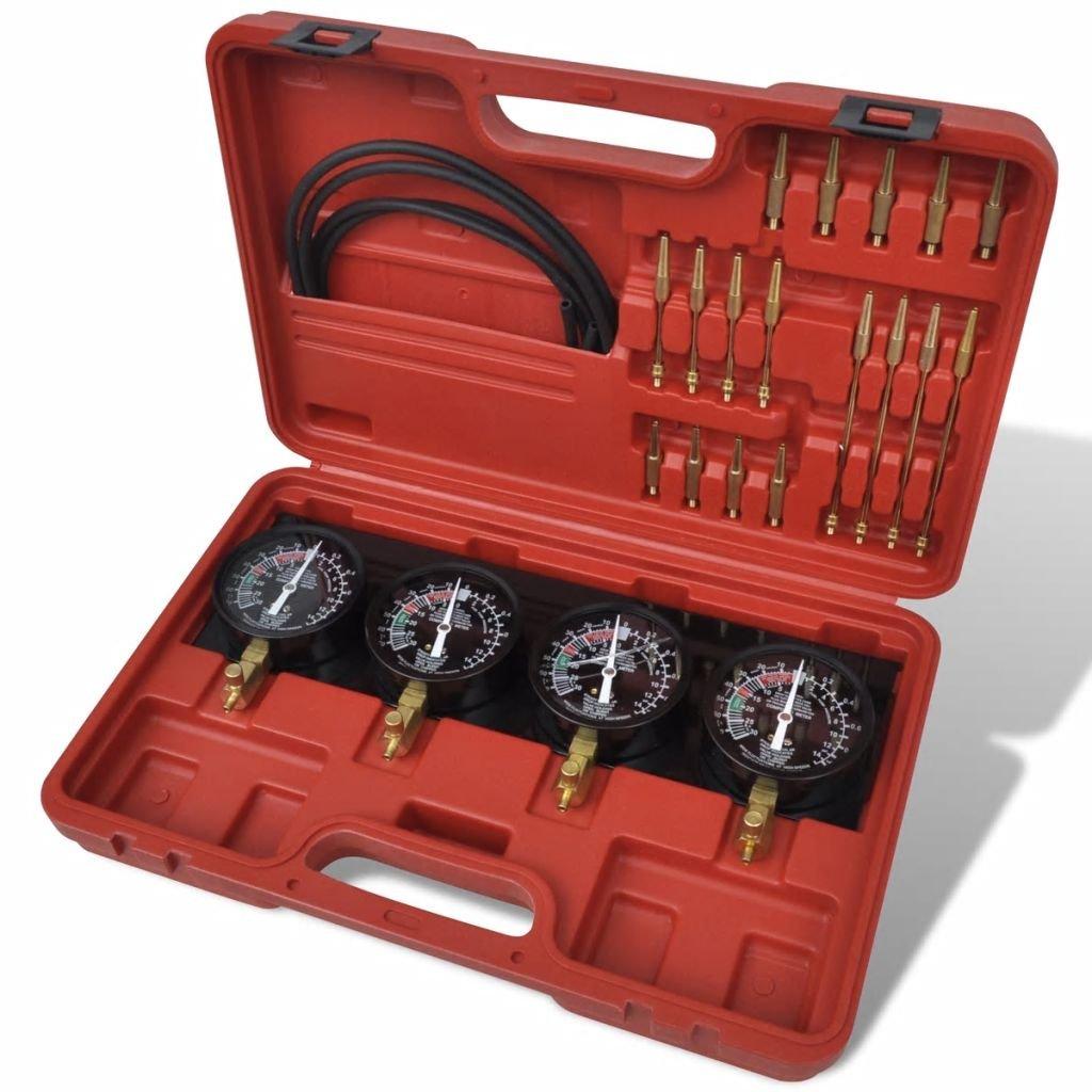 Carburettor Timing Tool Kit 45 x 30 x 9.5 cm (L x W x H) Xingshuoonline