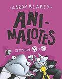 Animalotes: La pelusilla contraataca / El ataque de los gatetes (Cómic - Animalotes)