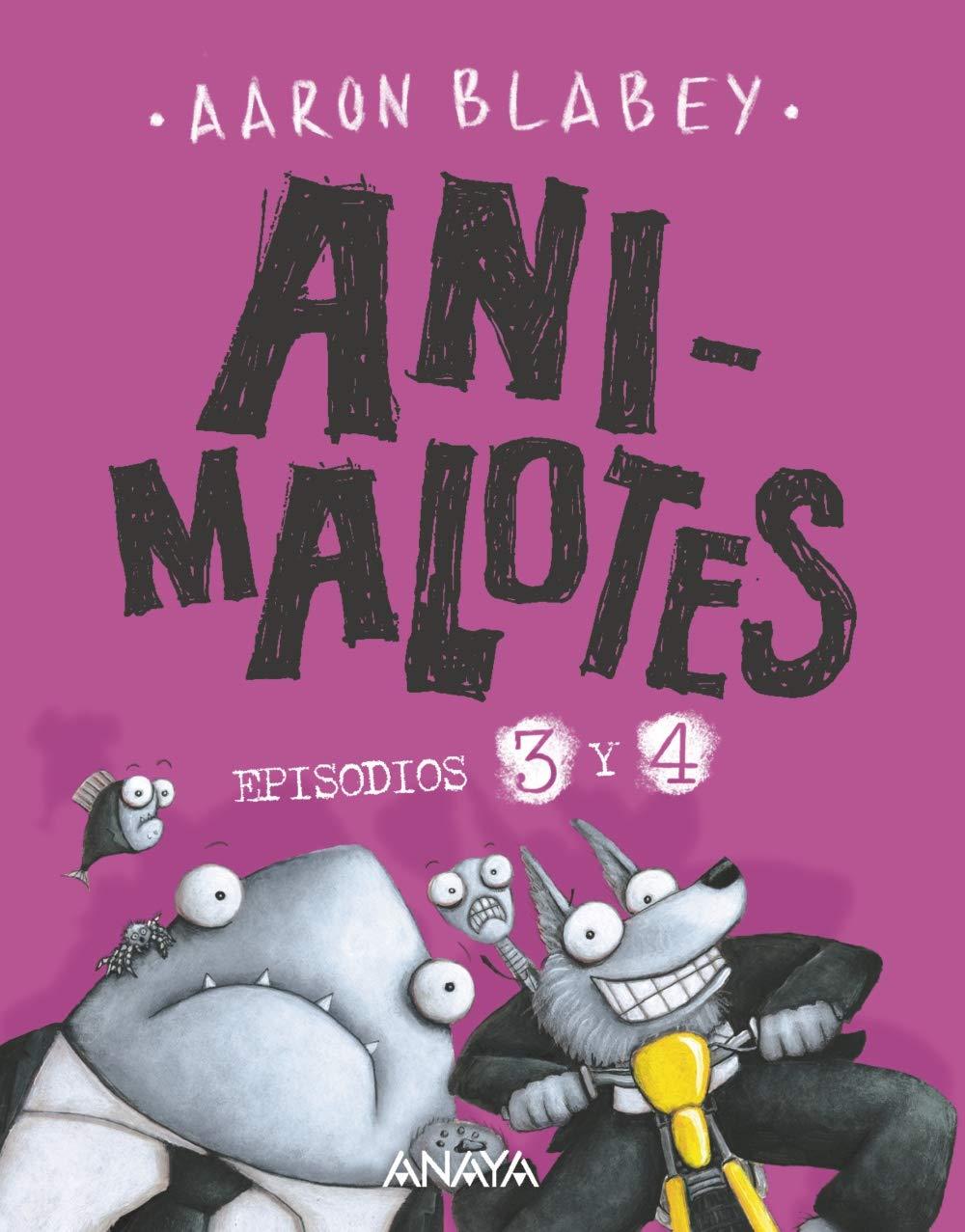 Animalotes: La pelusilla contraataca / El ataque de los gatetes CÓMIC - Animalotes: Amazon.es: Blabey, Aaron, Valero Martínez, Jaime: Libros