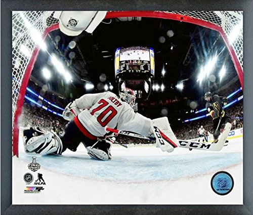 Braden Holtby Washington Capitals 2018 NHL Stanley Cup Finals Action Photo (Size: 12